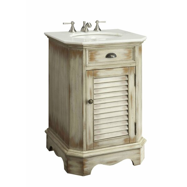 Britni 24 Single Bathroom Vanity Set by Highland Dunes