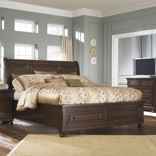 Hanley Panel Bed by Astoria Grand