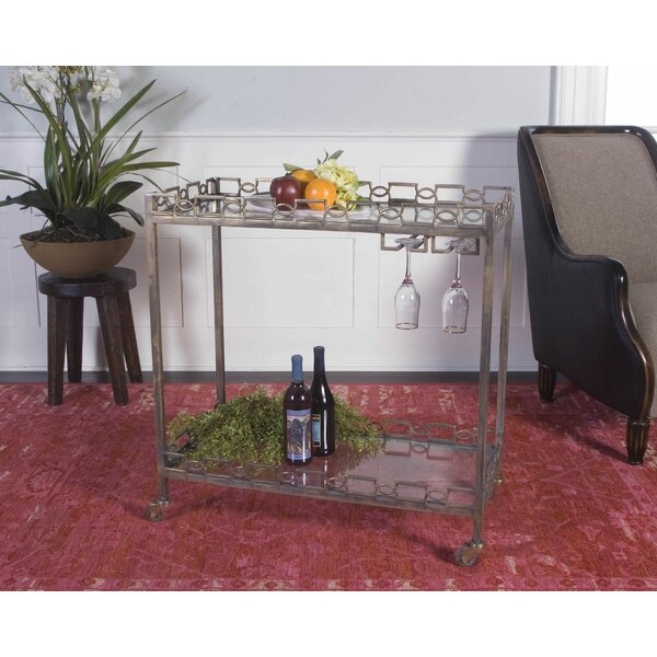 Fenella Bar Cart by House of Hampton