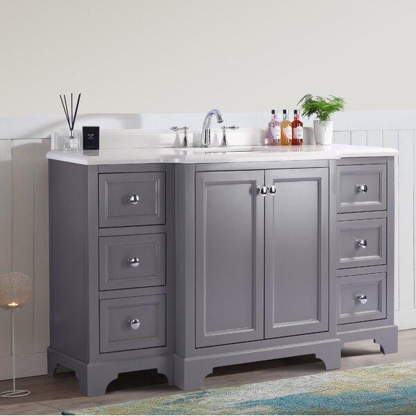 Jaoquim 60 Single Bathroom Vanity Set by Darby Home Co