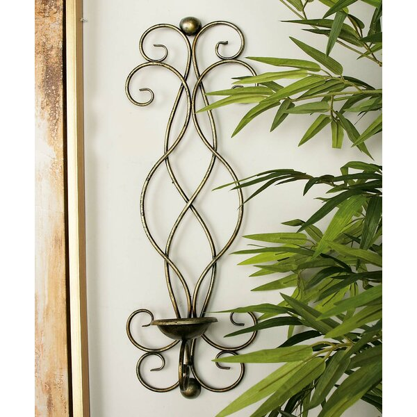 2 Iron Sconce Set by Cole & Grey