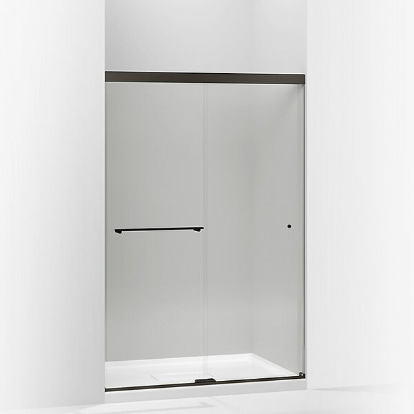 Revel 47.63'' x 70'' Double Sliding Shower Door with CleanCoat® Technology by Kohler