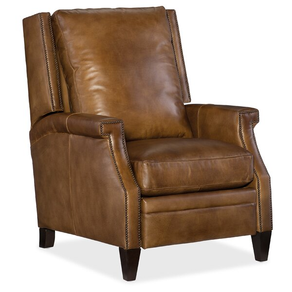 Collin Leather Recliner by Hooker Furniture