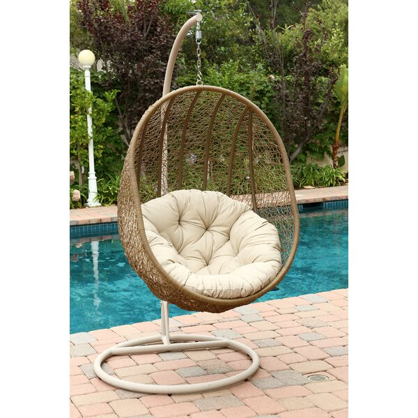 Deborah Swing Chair with Stand by Mistana