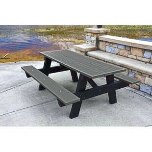 picnic tables youll love wayfair