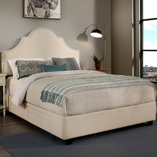 Stepanie Upholstered Storage Platform Bed by Darby Home Co
