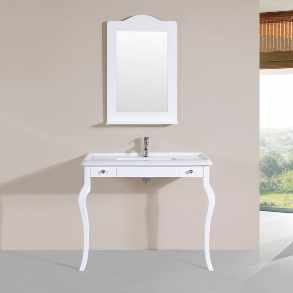 Buswell 41 Single Bathroom Vanity Set by Alcott Hill