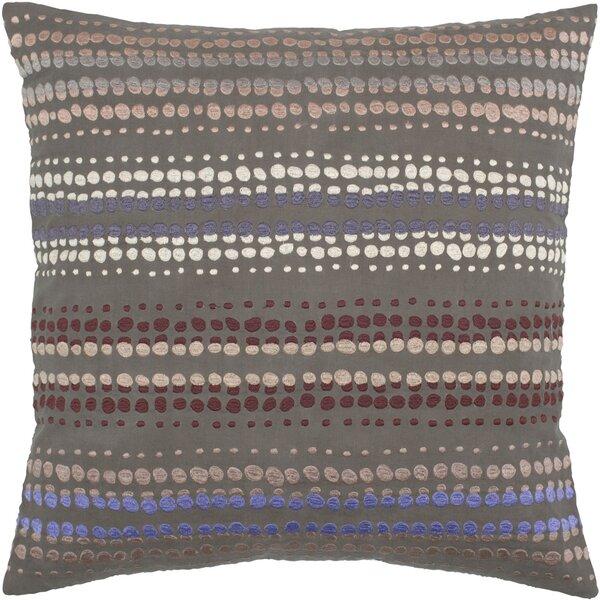 Charlott  Cotton Throw Pillow by Wildon Home ®