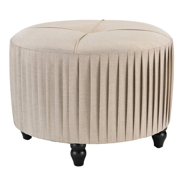 Colette Tufted Cocktail Ottoman by Astoria Grand