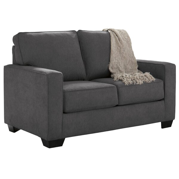 Madilynn Twin Sleeper Loveseat by Winston Porter