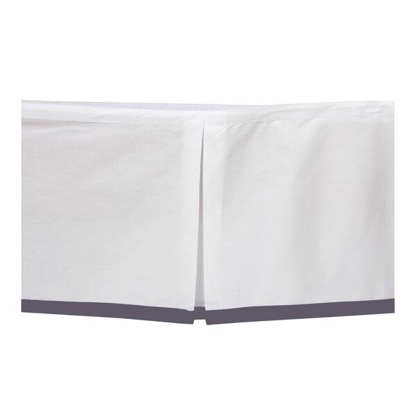 Mix N Match Band Crib Skirt by Bacati