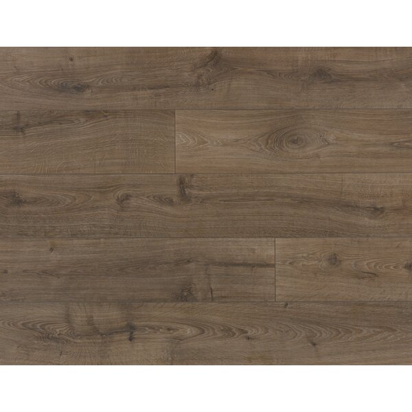 Veriluxe 8 x 80.68 x 9.5 mm Oak Laminate Flooring in Kingsbridge by Quick-Step