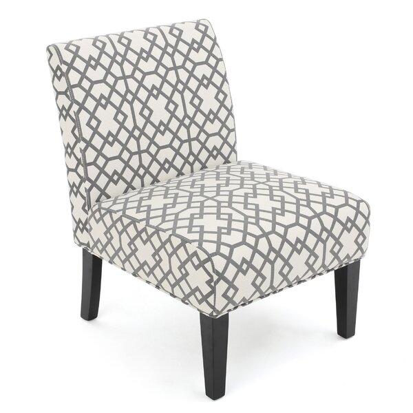 Yokota Slipper Chair by Highland Dunes Highland Dunes
