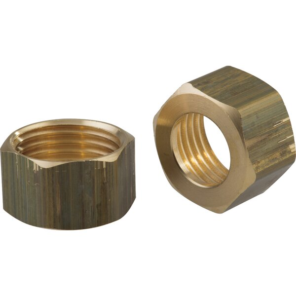 Palo Replacement Coupling Nut for Mounting by Delta