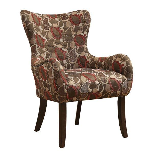 Bowlan Wingback Chair By Latitude Run