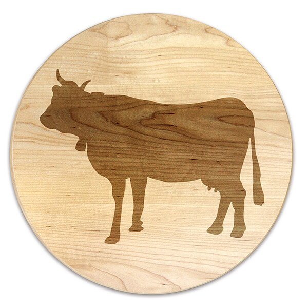 The Vineyard Cow Le Vache Trivet by Martins Homewares