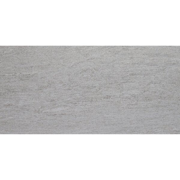 Embassy 12 x 24 Porcelain Wood Look Tile in Jet Setter Dusk by Itona Tile