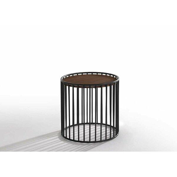 Louella End Table by Corrigan Studio
