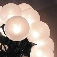 15 Globe Christmas Light by Vickerman