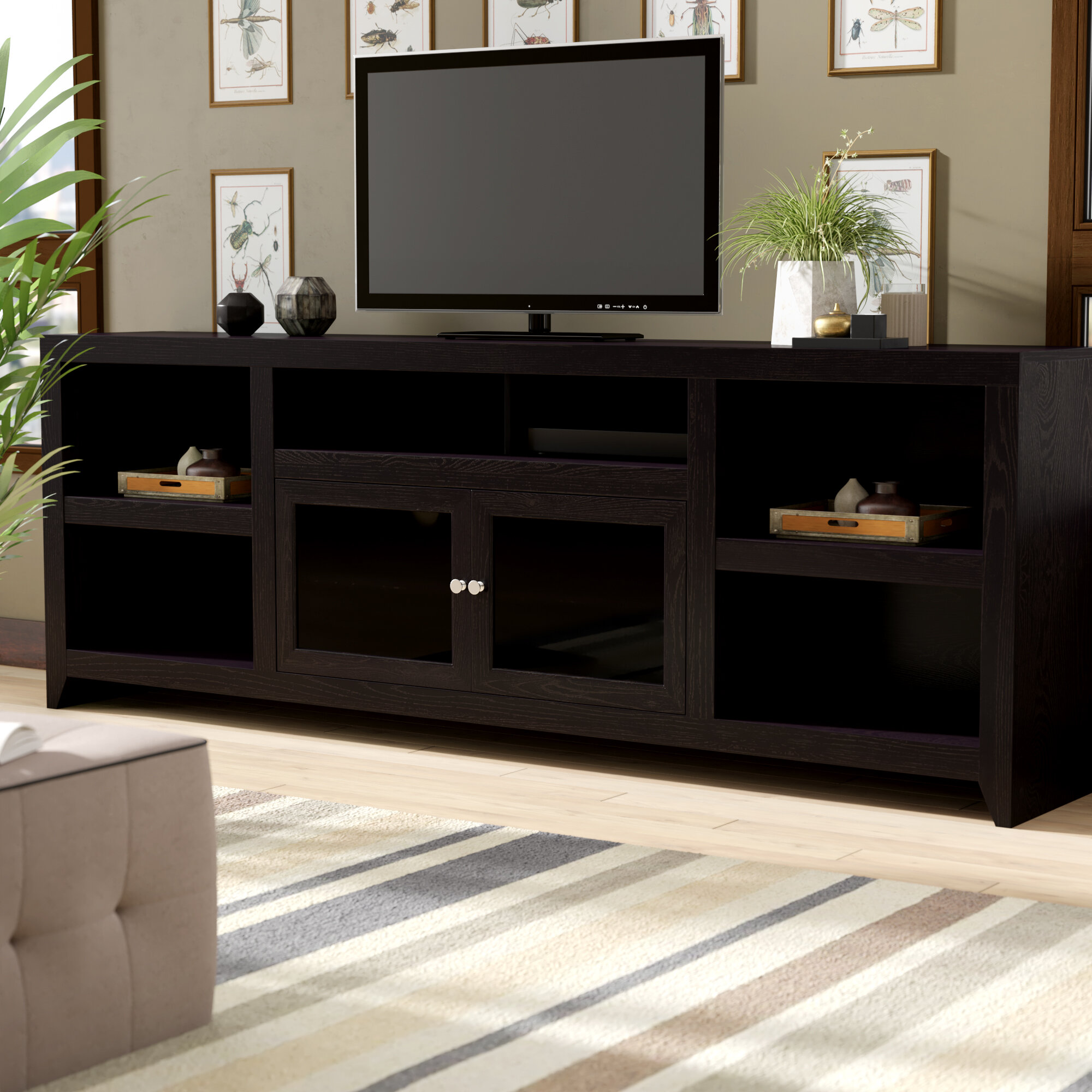 "Loon Peak Merseyside TV Stand for TVs up to 88"" & Reviews 