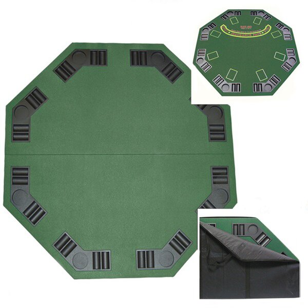 Poker Table Cover by Trademark Global