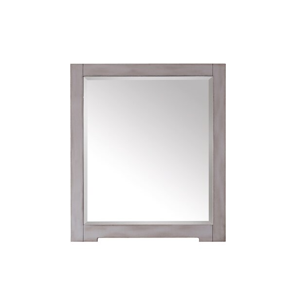 Batts Accent Mirror by Alcott Hill