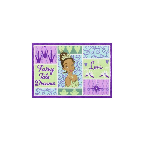Princess Tiana Patchwork Area Rug by G.A. Gertmenian & Sons