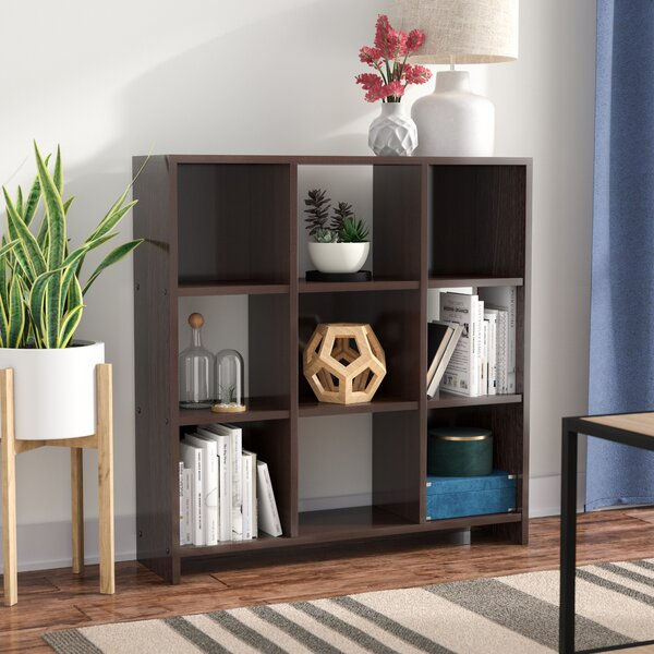 Ryker Cube Unit Bookcase by Andover Mills