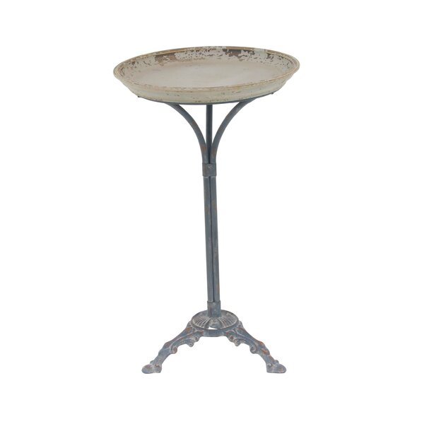 Berg Traditional Tripod Tray Table by Gracie Oaks