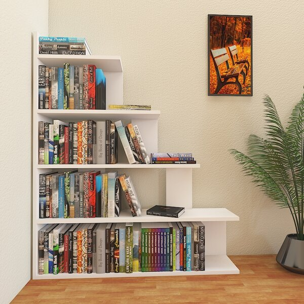 Ziolkowski Ladder Bookcase by Latitude Run