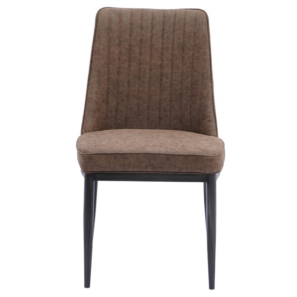 Gilley Upholstered Dining Chair (Set of 2) by Williston Forge