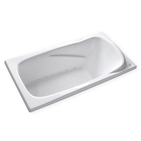 Air 72 x 36 Bathtub by Carver Tubs