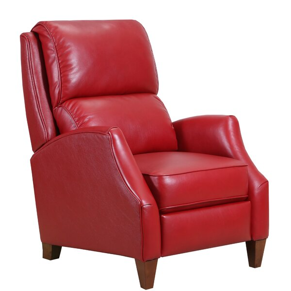 Clarkfield Hi-Leg Recliner By Darby Home Co