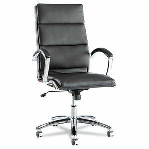 Leather Computer Chairs genuine leather office chairs you'll love | wayfair