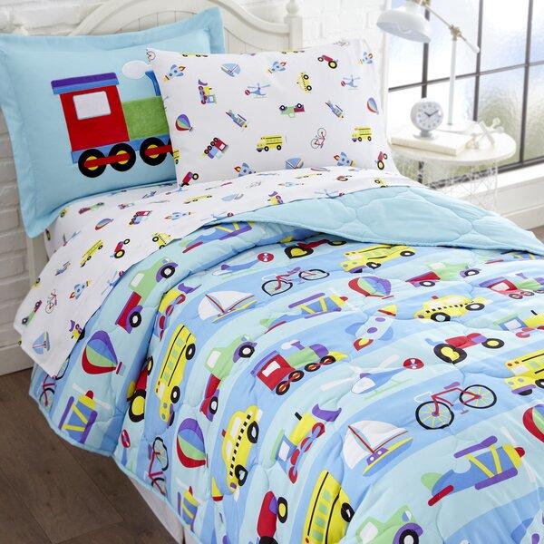 On The Go Comforter Set by Wildkin