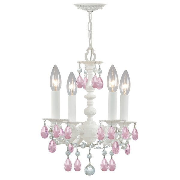 Theroux 4-Light Candle Style Chandelier by Lark Manor