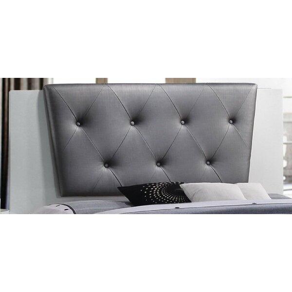 Dias Upholstered Standard Bed by Orren Ellis