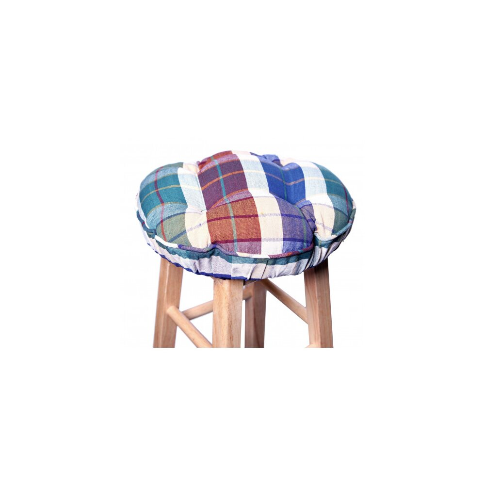 Millwood Pines Mantz Indoor Barstool Cushion Wayfair