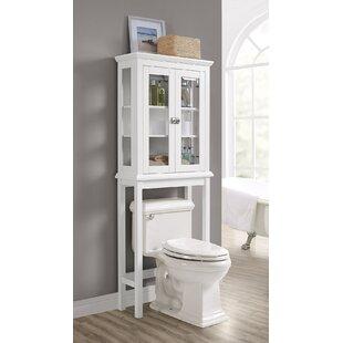Bamboo Over Toilet Storage | Wayfair
