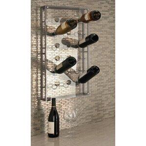 18 Bottle Wall Mounted Wine Bottle Rack by Cole & Grey