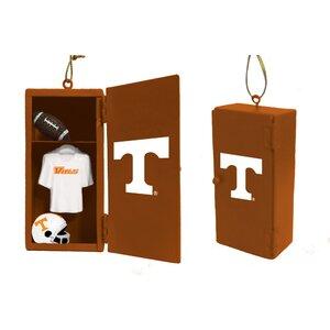 NCAA Locker Ornament