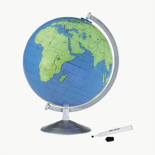 Geographer Educational World Globe by Replogle Globes
