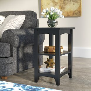Shaker Cottage Birch Creek End Table Charlton Home