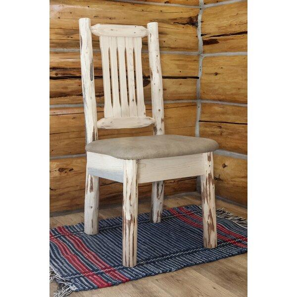 Tustin Natural Side Chair by Loon Peak