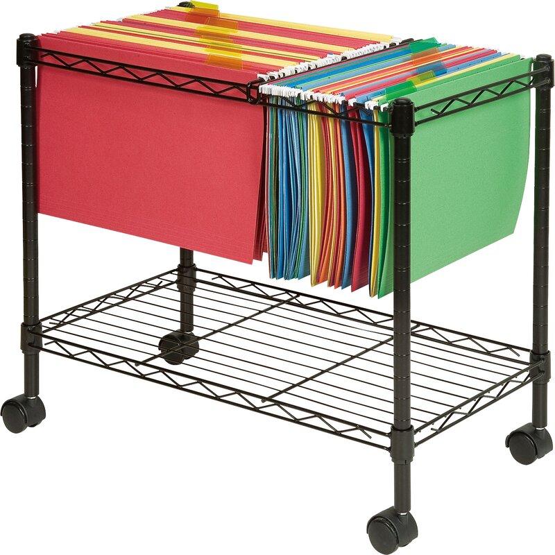 Lorell Mobile File Cart Reviews Wayfair