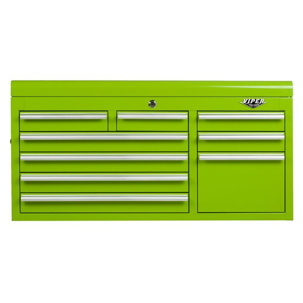 41W 9-Drawer Top Chest by Viper Tool Storage