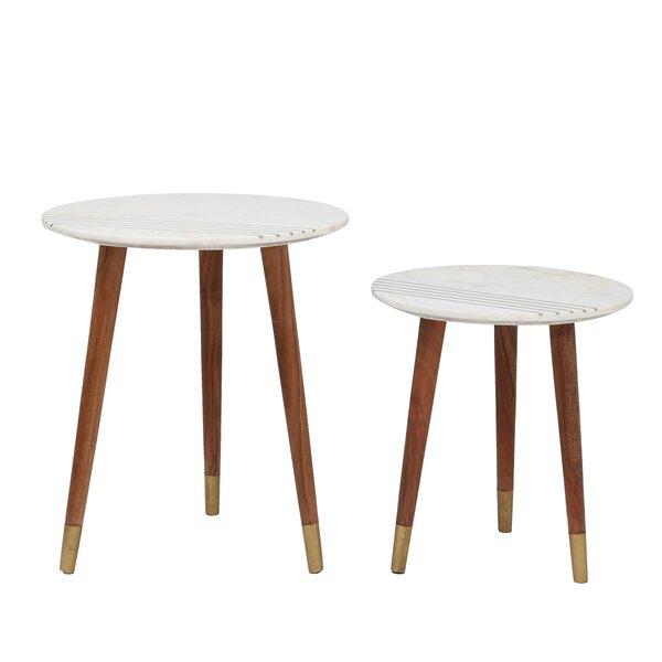Truesdell 3 Legs Nesting Tables By Corrigan Studio