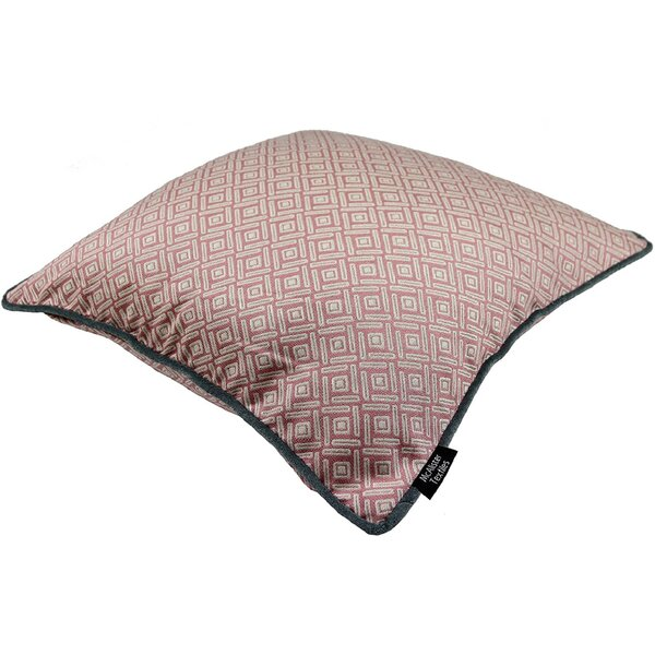 Elva Outdoor Square Pillow Cover