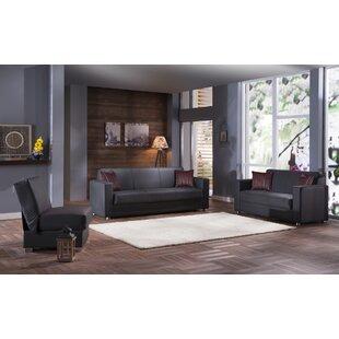 Sinason 2 Piece Living Room Set by Latitude Run®