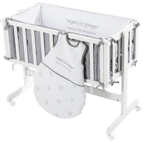 Babywiege Rock Star Baby mit Schlafsack roba | Kinderzimmer > Textilien für Kinder > Babytextilien | roba